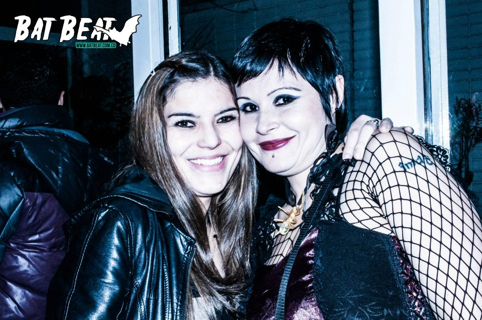 Bat Beat Party - Bogotá Colombia 2013