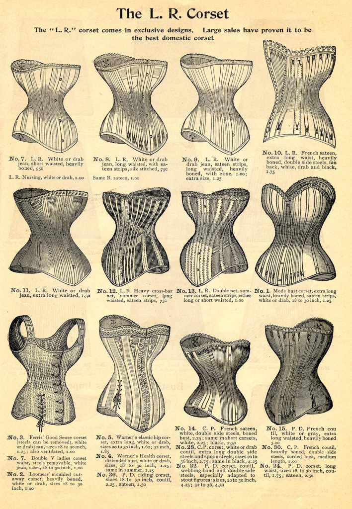 corsets online