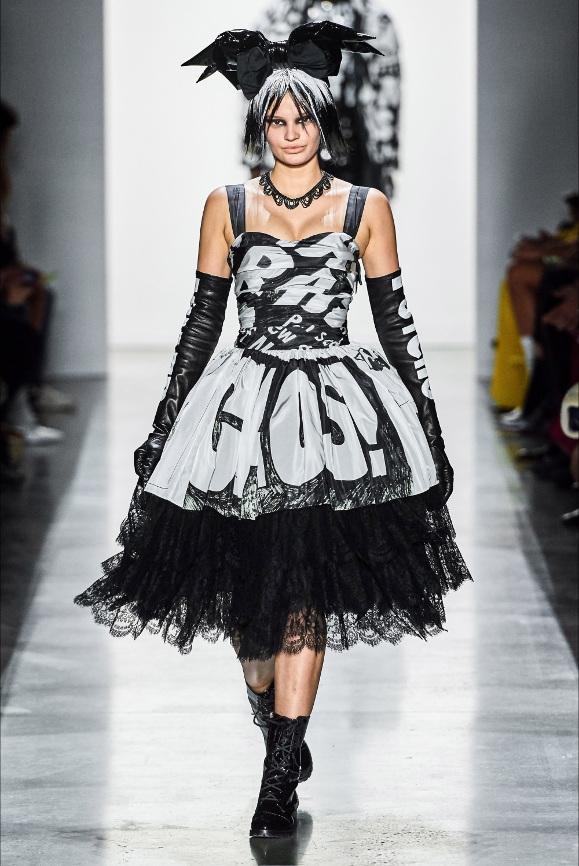Jeremy Scott Haute Couture F/W 2019